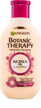 Garnier Botanic Therapy Ricinus Oil зміцнюючий шампунь для слабкого волосся з тенденцією до випадіння