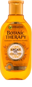 Garnier Botanic Therapy Argan Oil Nourishing Shampoo For Normal Hair Without Gloss