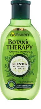 Garnier Botanic Therapy Green Tea šampón pre mastné vlasy