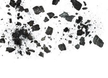 Garnier Skin Naturals Pure Charcoal černá textilní maska s extraktem z mořských řas