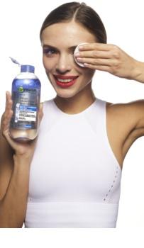 Garnier Skin Naturals pečující micelární voda pro velmi citlivé oči s kontaktními čočkami