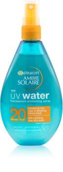 Garnier Ambre Solaire spray solaire SPF 20