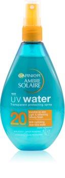 Garnier Ambre Solaire spray solar SPF 20