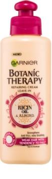 Garnier Botanic Therapy Ricinus Oil krepilna nega za oslabljene lase, ki so nagnjeni k izpadanju
