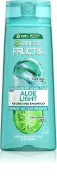 Garnier Fructis Aloe Light šampón na posilnenie vlasov