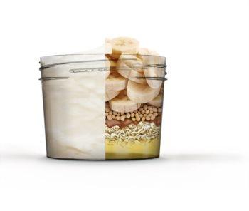 Garnier Fructis Banana Hair Food поживна маска для сухого волосся
