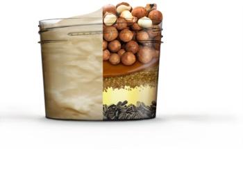 Garnier Fructis Macadamia Hair Food mască de netezire pentru păr indisciplinat
