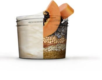 Garnier Fructis Papaya Hair Food obnovující maska pro poškozené vlasy