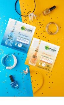 Garnier Skin Naturals Fresh Mix Mask Hyaluron maska za suho kožo