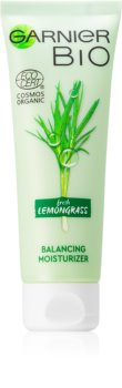 Garnier Bio Lemongrass uravnotežena vlažilna krema za normalno do mešano kožo