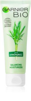 Garnier Bio Lemongrass vyvažující hydratační krém pro normální až smíšenou pleť