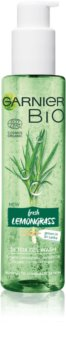 Garnier Bio Lemongrass gel nettoyant détoxifiant