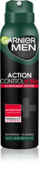 Garnier Men Mineral Action Control + antiperspirant v pršilu