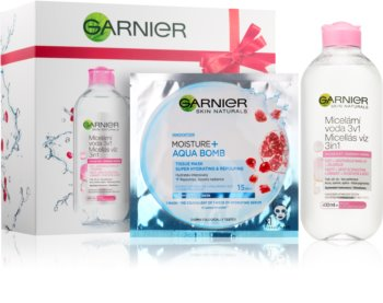 Garnier Skin Naturals Cosmetic Set II.
