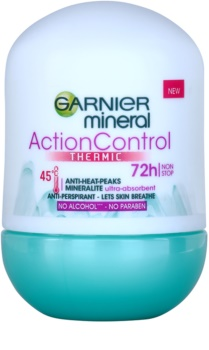 Garnier Mineral Action Control Thermic antitranspirante roll-on