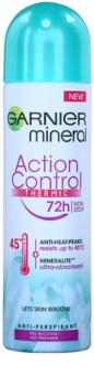 Garnier Mineral Action Control Thermic Anti - Perspirant Deodorant Spray