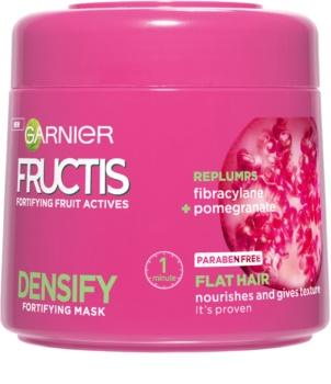 Garnier Fructis Densify nährende Haarmaske für mehr Volumen