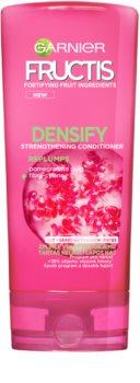 Garnier Fructis Densify stärkender Conditioner für mehr Volumen