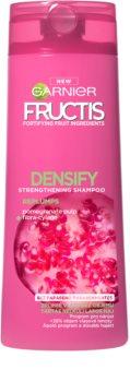 Garnier Fructis Densify szampon wzmacniający do zwiększenia objętości