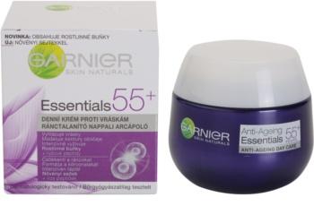 Garnier Essentials дневен крем против бръчки  55+