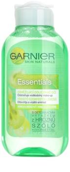 Garnier Essentials osviežujúci odličovač očí pre normálnu až zmiešanú pleť