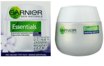 Garnier Essentials noční regenerační krém pro všechny typy pleti