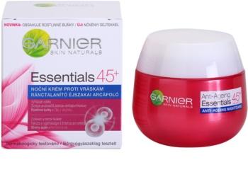 Garnier Essentials crème de nuit anti-rides