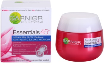 Garnier Essentials noční krém proti vráskám