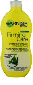 Garnier Firming Care leite nutritivo refirmante com efeito imediato para pele seca