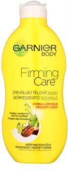 Garnier Firming Care zpevňující tělové mléko pro normální pokožku