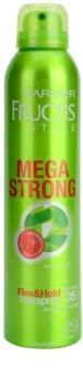 Garnier Fructis Style Mega Strong lak na vlasy s výtažkem z bambusu