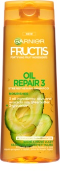Garnier Fructis Oil Repair 3 shampoo rinforzante per capelli rovinati e secchi