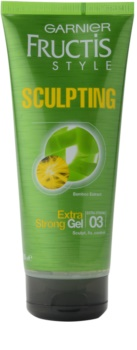 Garnier Fructis Style Sculpting Hair Styling Gel With Extracts Of Bamboo