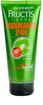 Garnier Fructis Style Endurance 24h gel cheveux à l'extrait de bambou