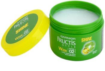 Garnier Fructis Style Shine vosek za lase