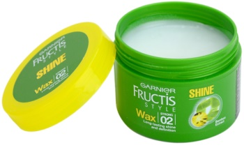 Garnier Fructis Style Shine vosk na vlasy