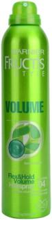 Garnier Fructis Style Volume lak na vlasy pro objem