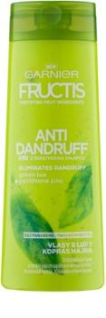 Garnier Fructis Antidandruff 2in1 σαμπουάν κατά της πιτυρίδας για κανονικά μαλλιά