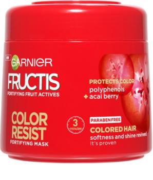 Garnier Fructis Color Resist Nourishing Mask For Color Protection