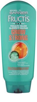 Garnier Fructis Grow Strong wzmacniający balsam do włosów słabych