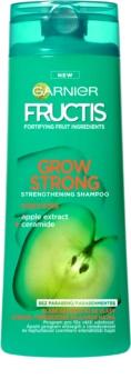 Garnier Fructis Grow Strong šampon za okrepitev las za šibke lase