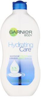 Garnier Hydrating Care nawilżające mleczko do ciała do bardzo suchej skóry