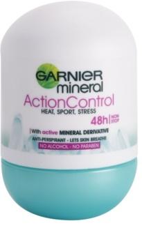 Garnier Mineral Action Control Antitranspirant Roll-On