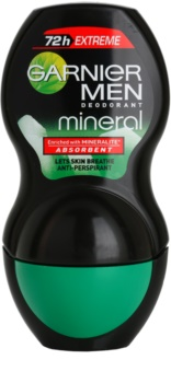 Garnier Men Mineral Extreme antitraspirante roll-on 72 ore