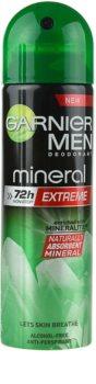 Garnier Men Mineral Extreme antiperspirant v spreji