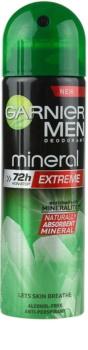 Garnier Men Mineral Extreme spray anti-perspirant