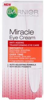 Garnier Miracle transformujúca očná starostlivosť proti starnutiu