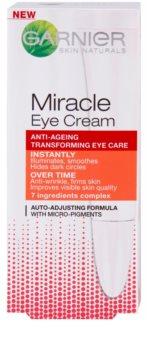 Garnier Miracle tratamiento transformador para contorno de ojos  antienvejecimiento