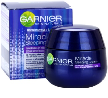 Garnier Miracle soin de nuit transformateur anti-âge