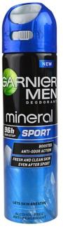 Garnier Men Mineral Sport spray anti-perspirant